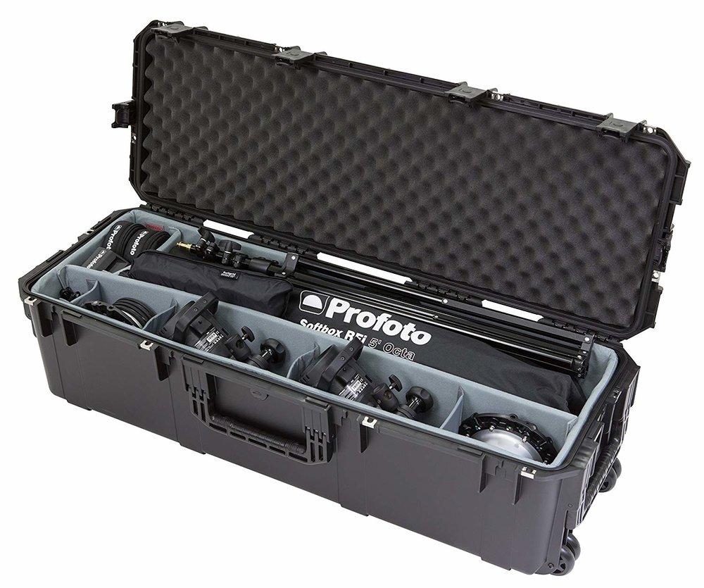 SKB iSeries 3i-4213-12DT Rolling Case