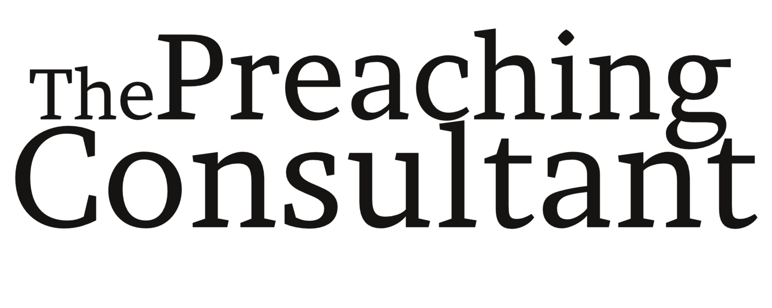 The Preaching Consultant