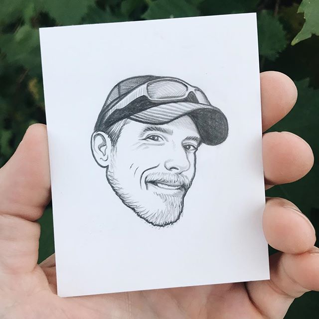 We like details, that's why we include each and every pencil sketch with our stamps. #portraitdrawing . . . . . #handdrawn #sketch #drawing #originalart #pencilsketch #art #illustration #details #perfectgift #uniquegifts