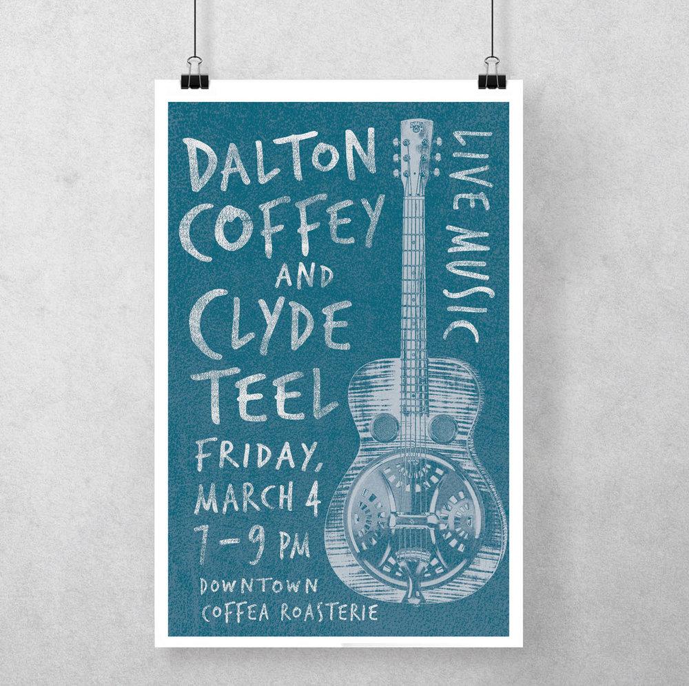 Coffea Poster