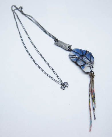 Wrapped %22Stone%22 painted hemp necklace.jpg