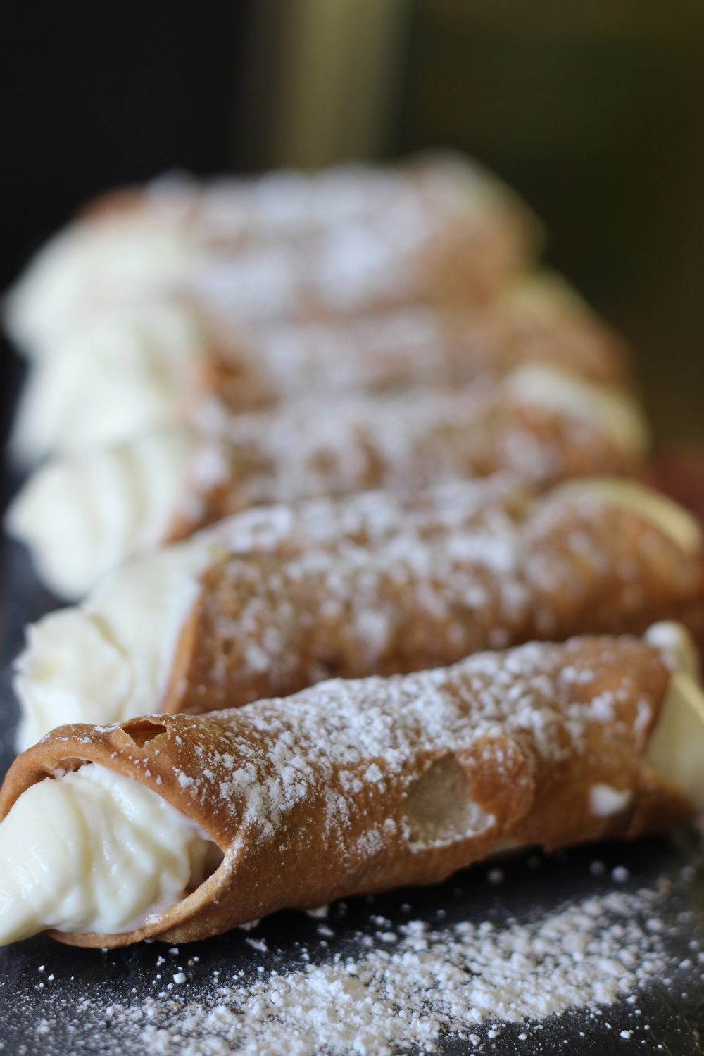 Single best Cannoli in Orange County!