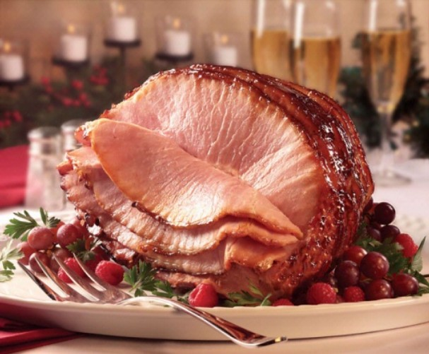 Holiday Ham Recipe — Dishmaps