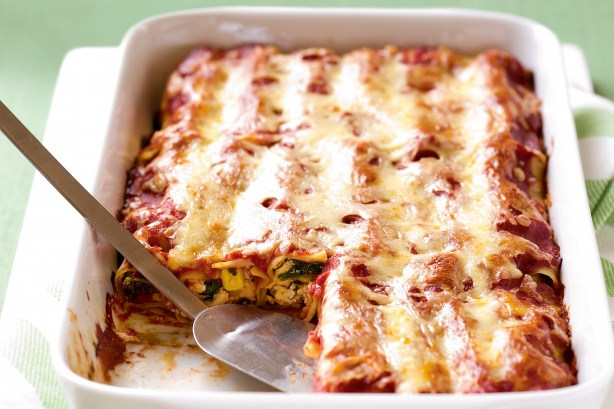 Cannelloni — Stefano's Golden Baked Hams