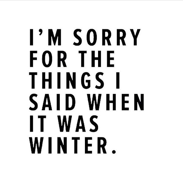 The winter chill is REAL! ❄️ Currently embracing vitamin D and thawing out in Miami for the next few days. And posting this to remind myself that warmer weather is on the horizon! 🌴☀️🕶 // regram @mantramagazine