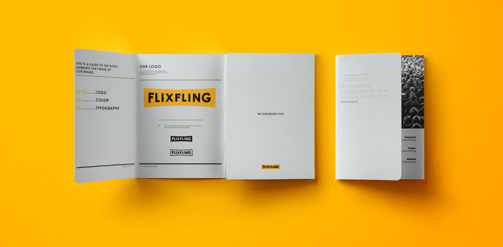 flixfling brand guidelines