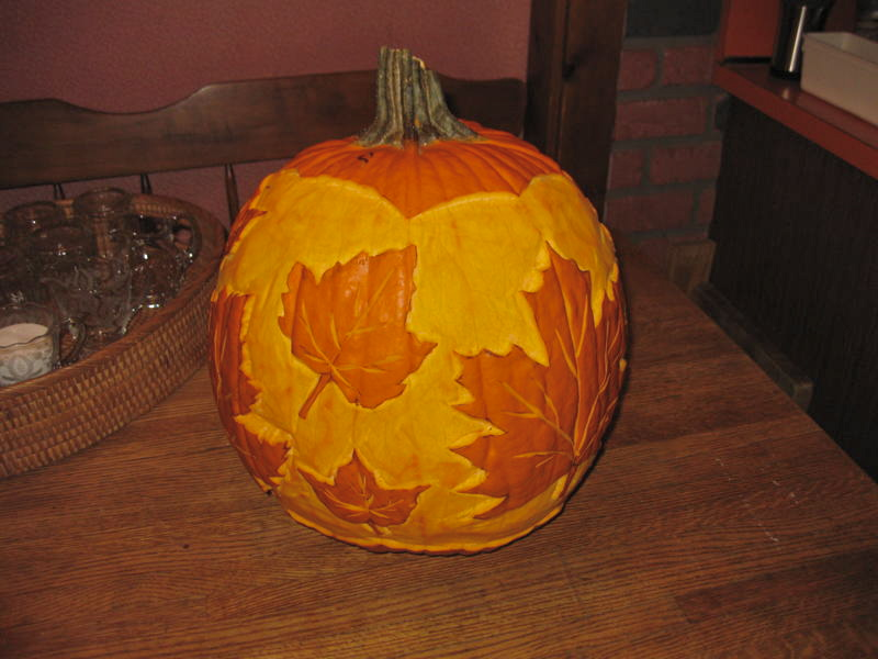 Thanksgiving pumpkin3