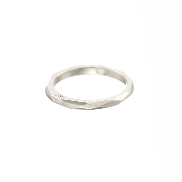 c996b5874 FIONN Skinny Ring sterling silver — I S L E Jewellery