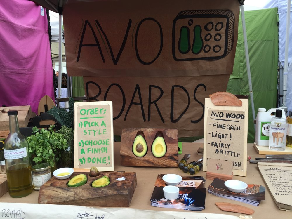 California avocado festival -