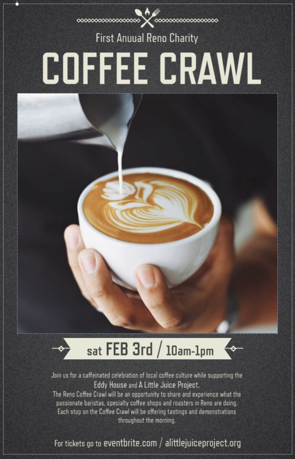 coffee crawl -