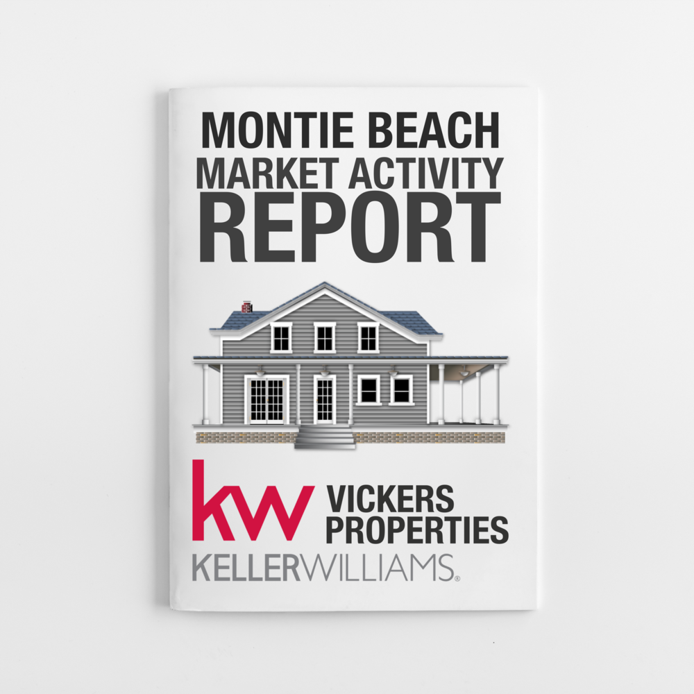 Click to download the Montie Beach Real Estate Market Activity Report