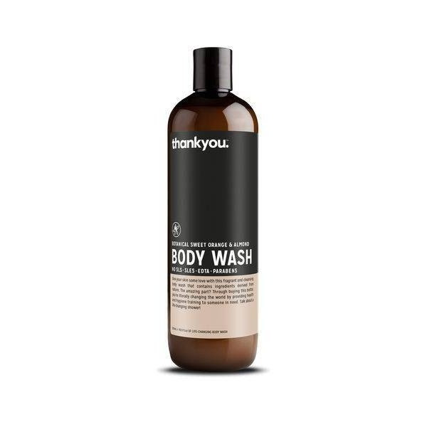 Jasmine Clarine Blog - Sunday Style Beauty Edit - Thank you Body Wash