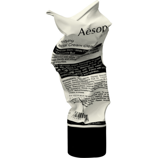 Jasmine Clarine Blog - Sunday Style Beauty Edit - AESOP Purifying Facial Exfoliating Paste