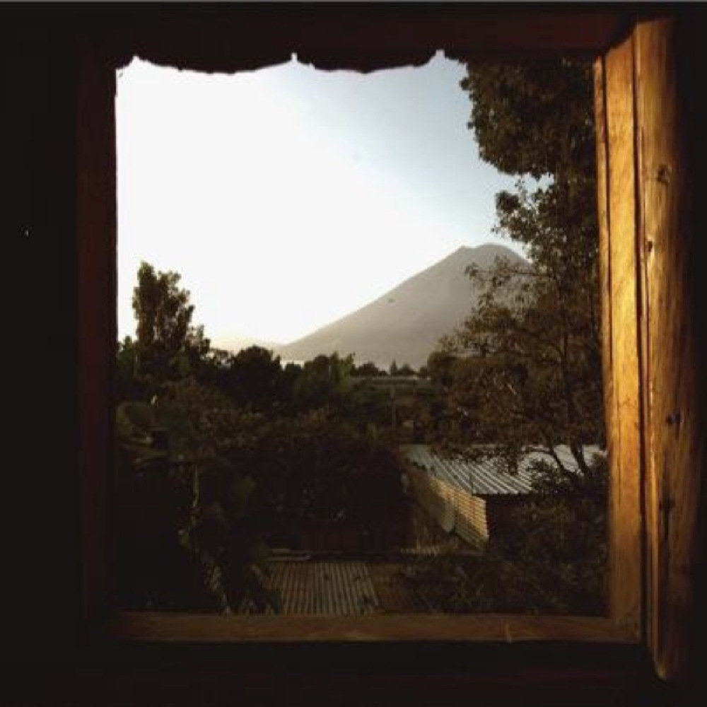 View from my $7/week house in San Marcos la Laguna, Guatemala complete with electricity AND hot water. Here's hoping we can find a better deal in Bondi.