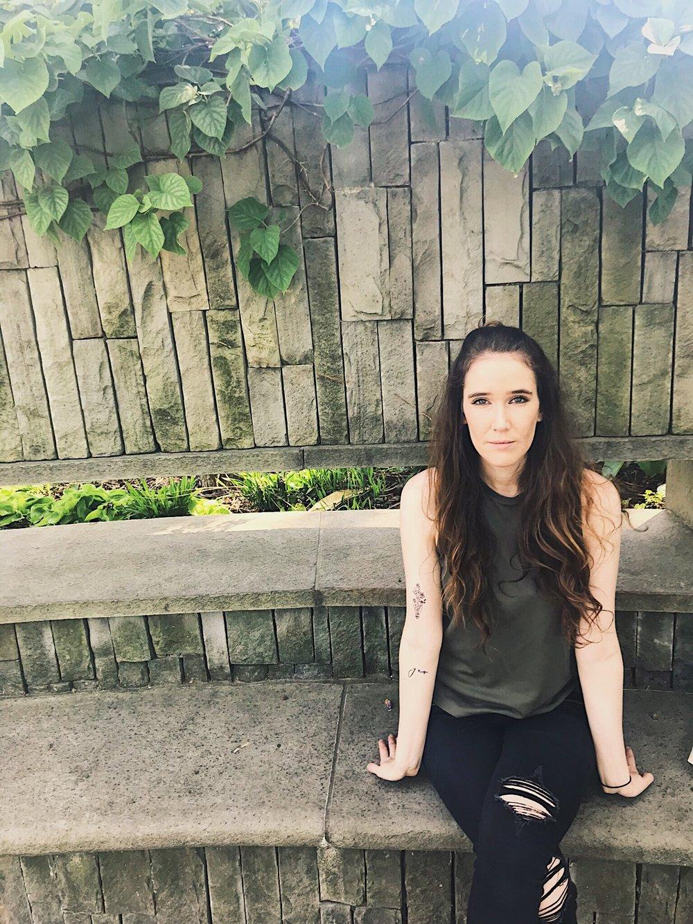 ADRIENNE WRITES STUFF - Adrienne's music is