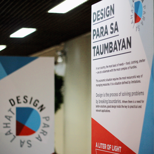 PHILIPPINE DESIGN COMPETITIVENESS ACT OF 2013 Spearheaded the creation of the country's Design Policy; passed my first national legislation at age 24