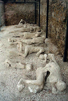 Pompeii: Garden of the Fugitives