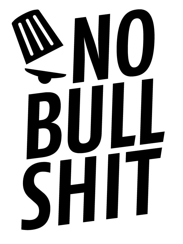 No Bullshit logo
