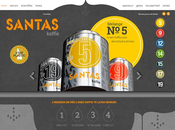 santas-website