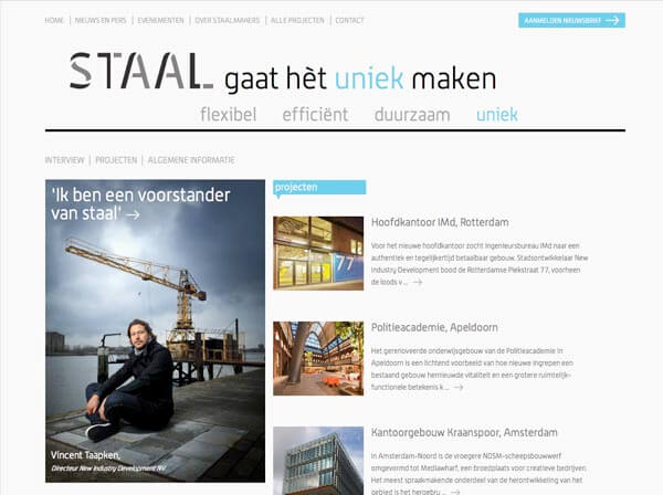 website-Staal