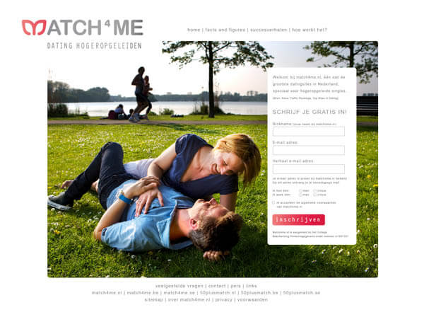 match4me-campagne-beeld-datingwebsite