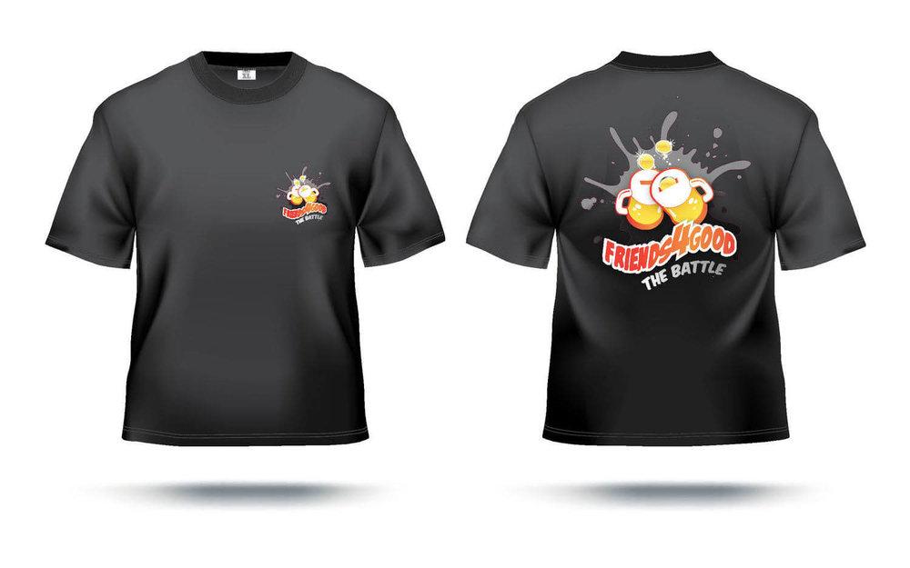 T-shirt -Friends4Good