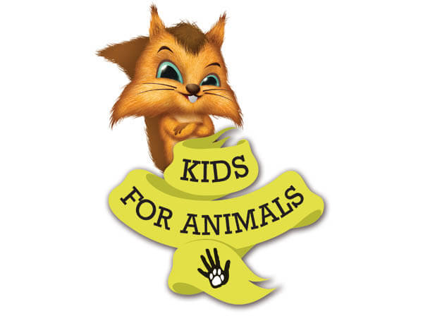 Logo - Kids for Animals