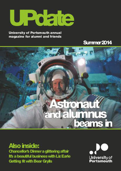 UPdate magazine - Read past copies of UPdate your alumni magazine.
