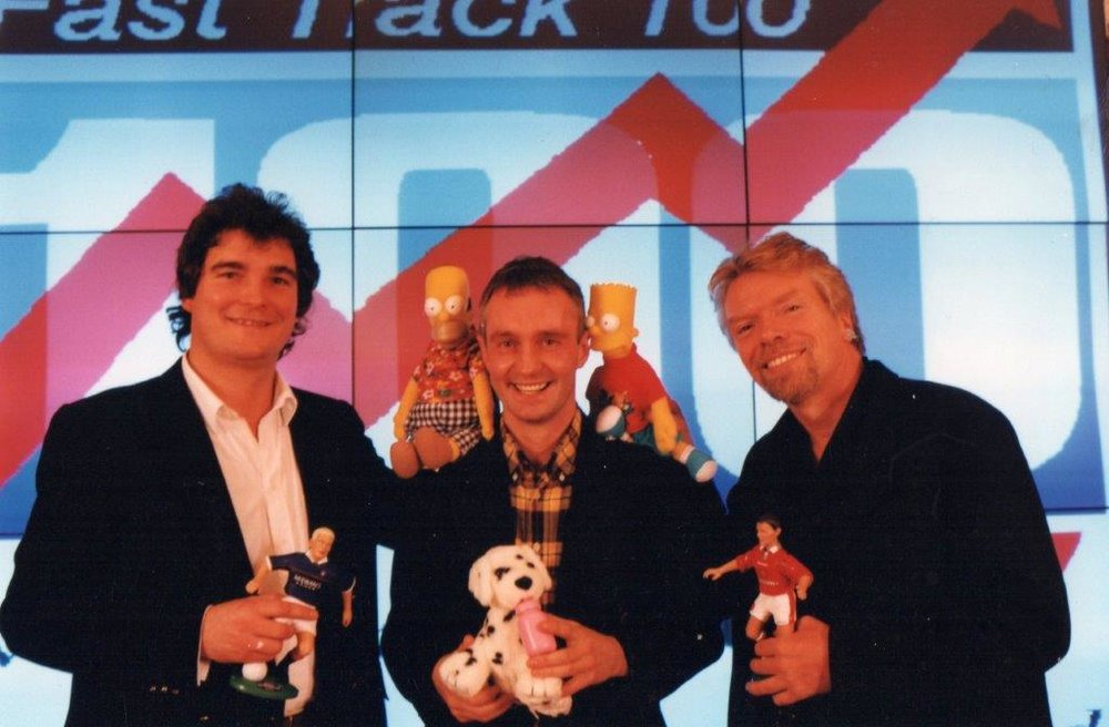 FastTrack with Richard Branson 1997