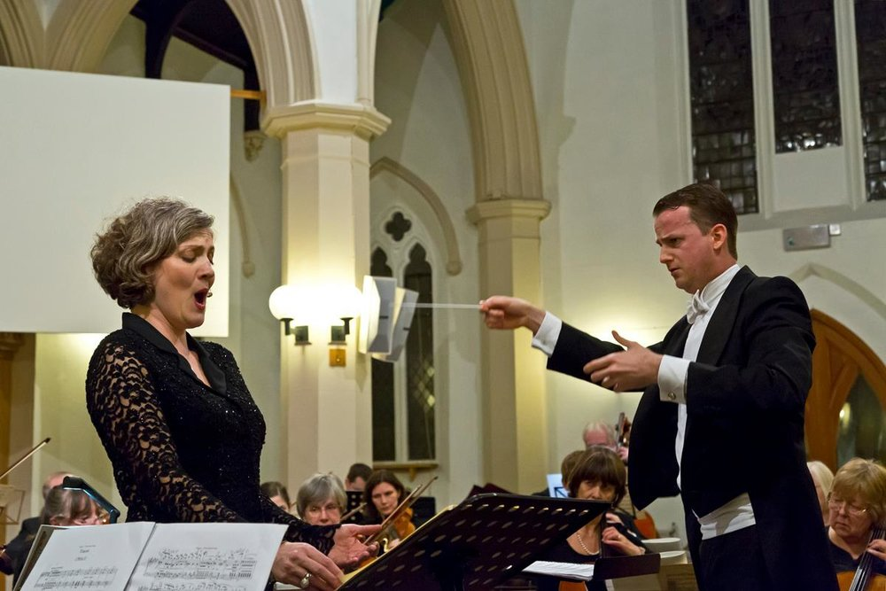 Emma Bell and the Haydn Chamber Orchestra, London 2014