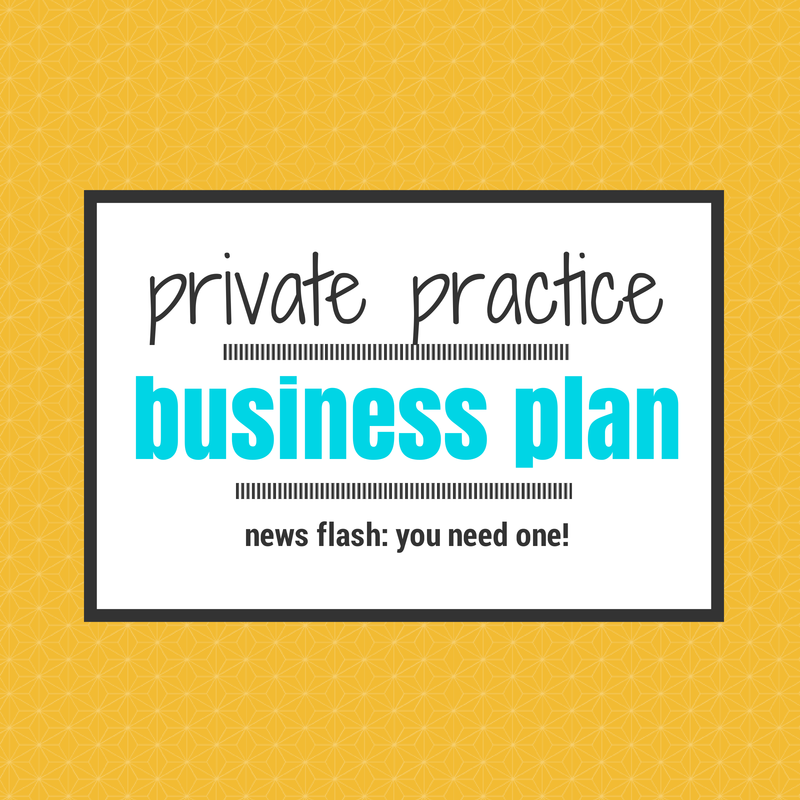 Business plan for periodontal practice