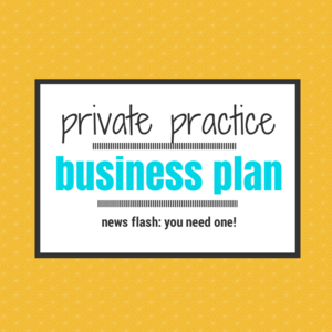 Why your therapy practice needs a business plan private practice therapists you need a business plan for your psychotherapy practice wajeb Images