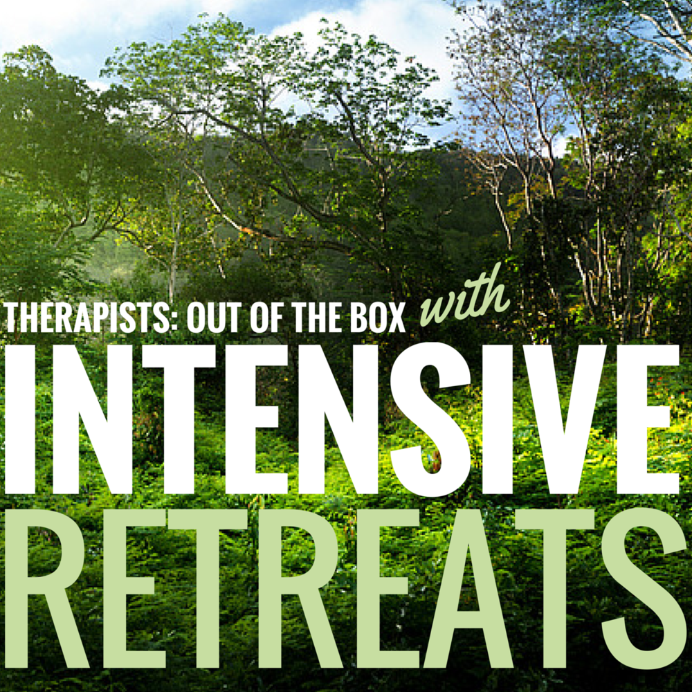 Out of the box therapy intensives