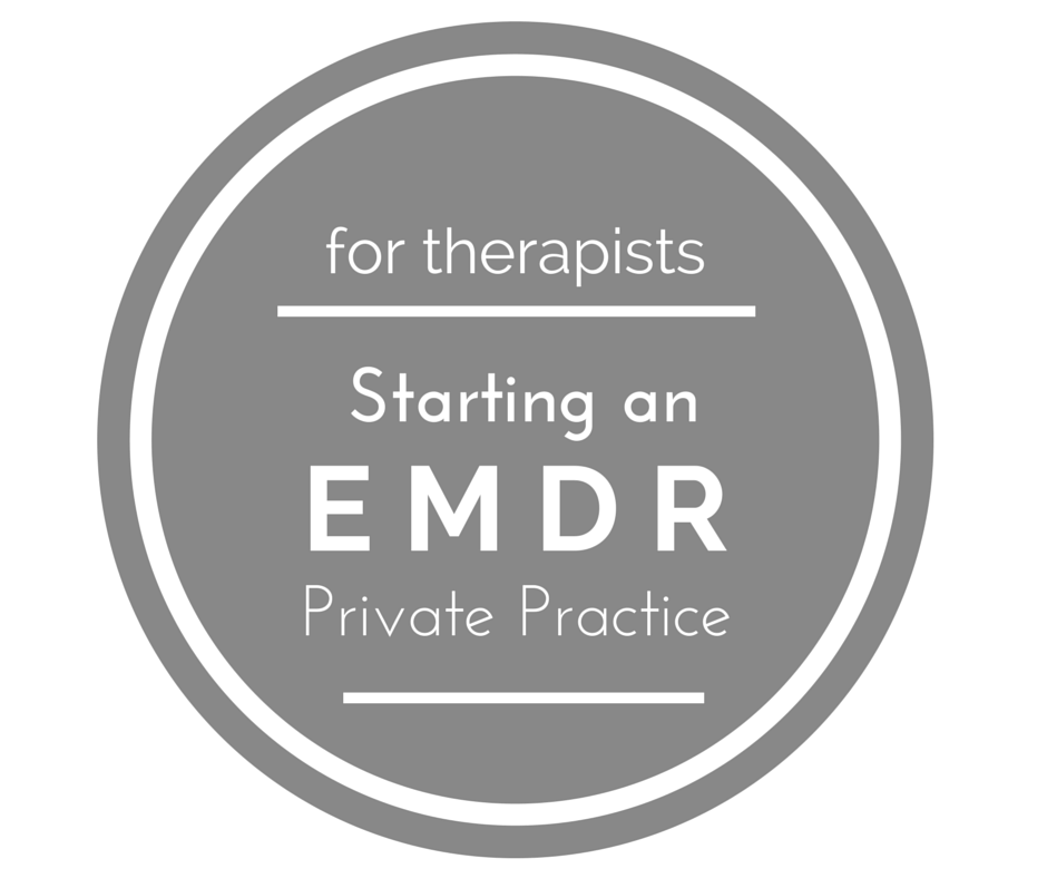 how to get clients in private practice as an emdr therapist.