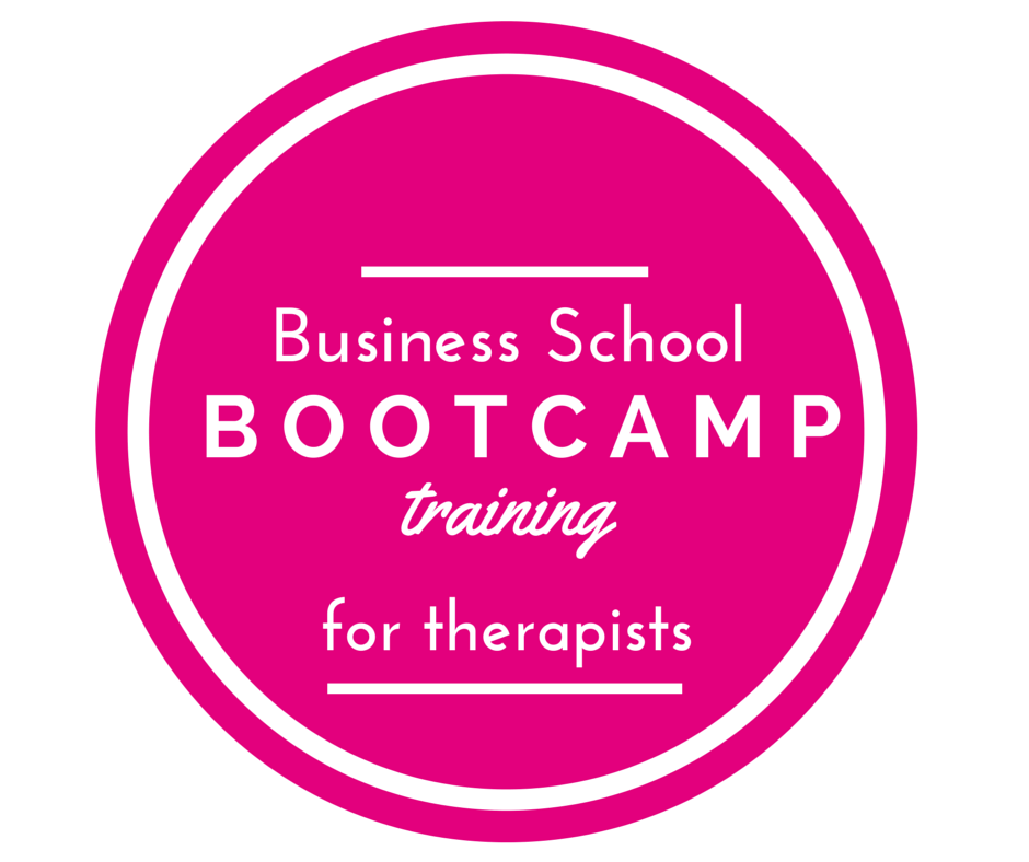 Business School Bootcamp for Therapists