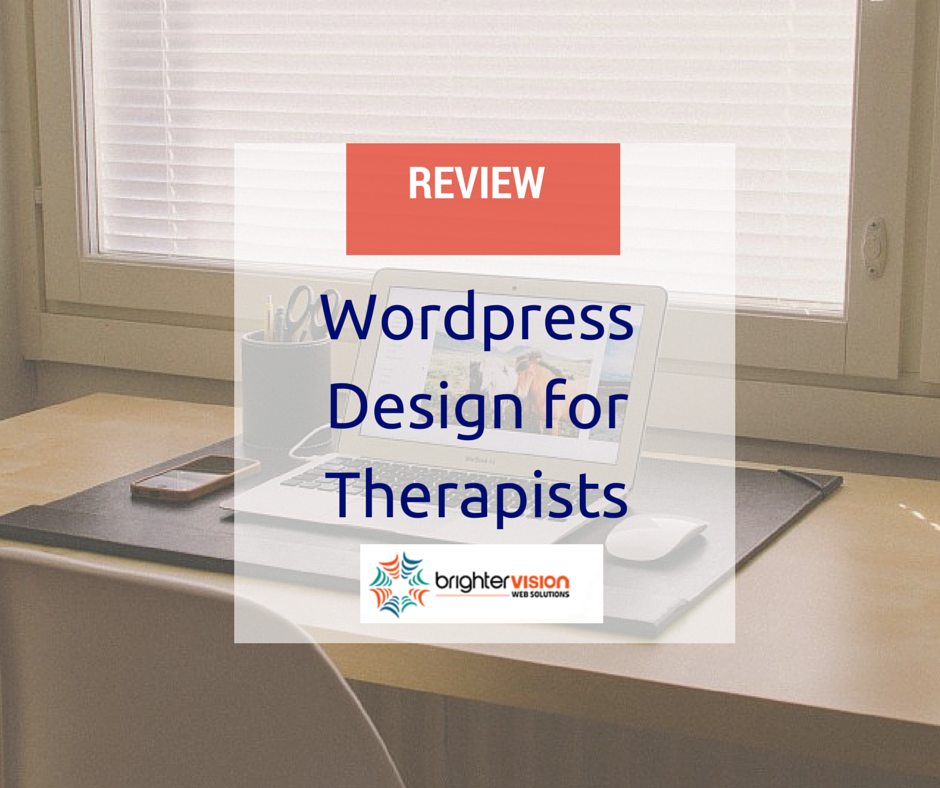 Wordpress Designer for Therapists