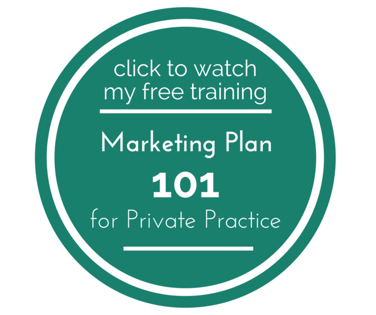 Marketing Plan 101 for Therapists