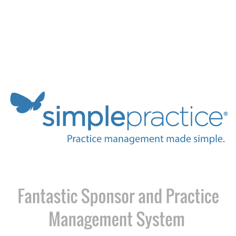 Practice Management System for Therapists