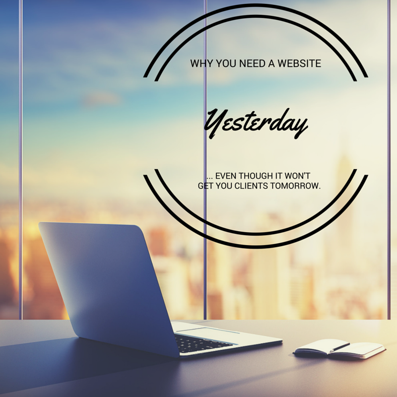 Therapists You Need a Website!