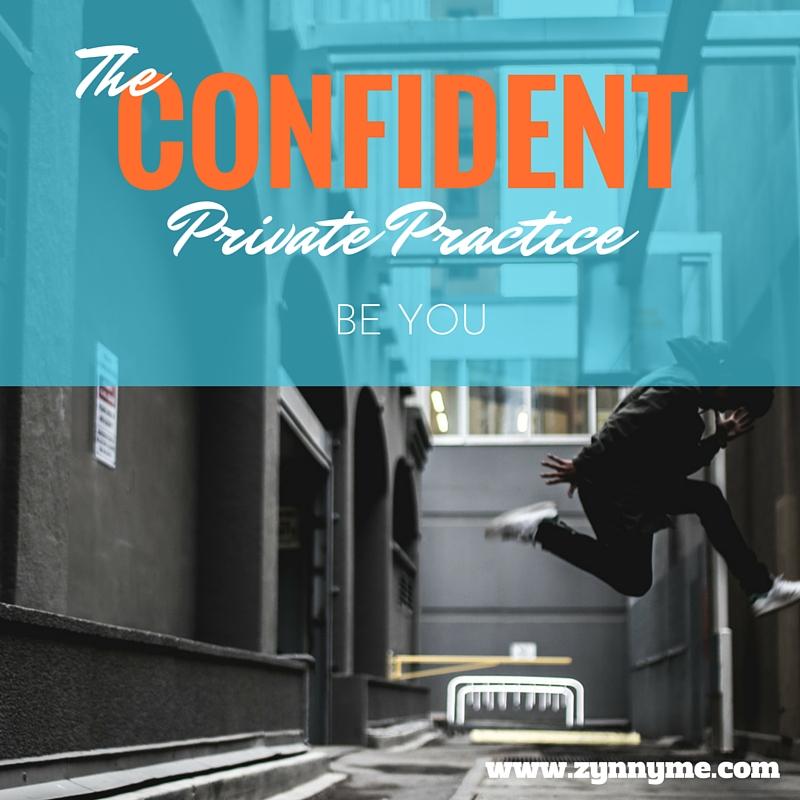 confident therapists