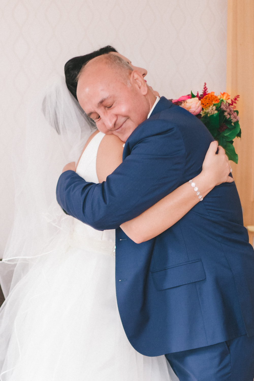Brudens pappa