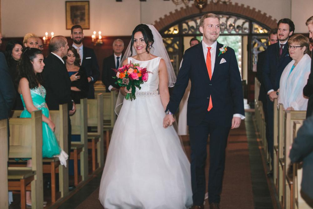 Bröllopsfotograf brud
