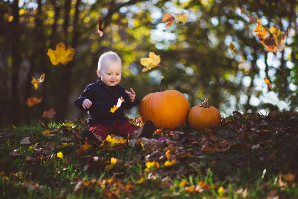 Baby fotograf i Stockholm
