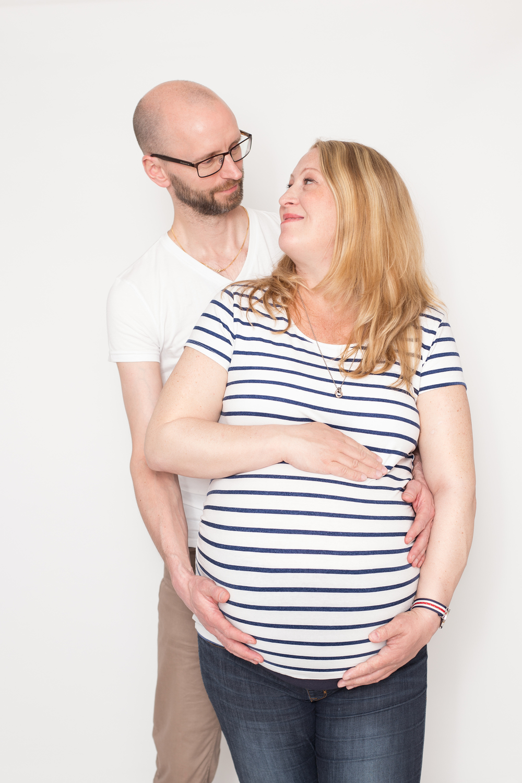 Gravid fotografering