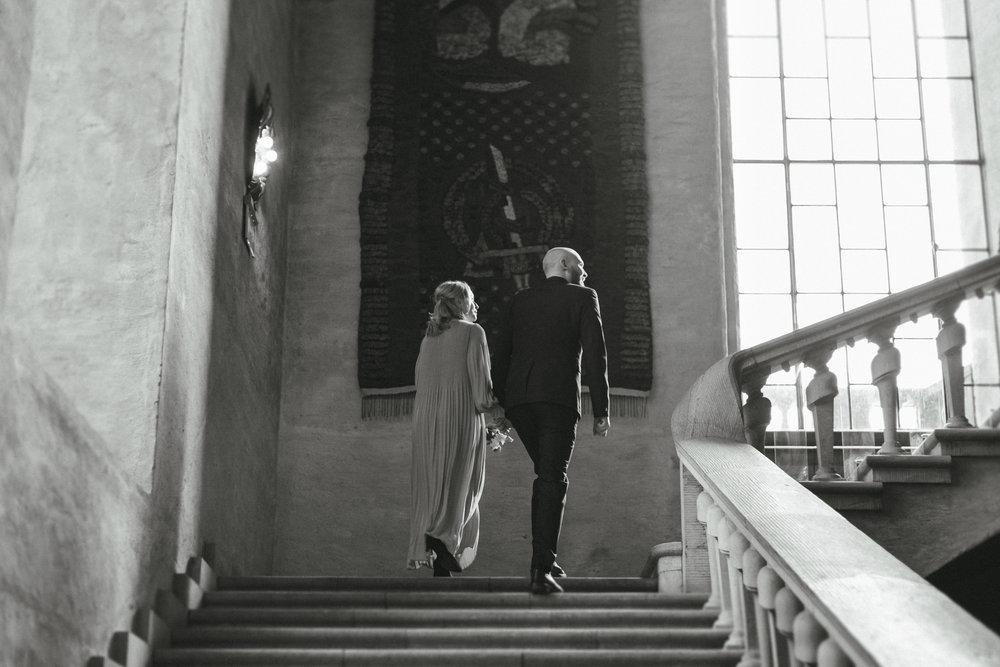 Stadshuset bröllop