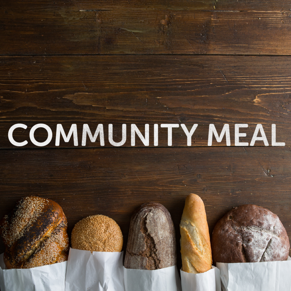 - Our Community Meal is coming up on Saturday 18th November.  This is a bring and share affair and a great chance to get to know each other. It's at Michael and Becci's from 6pm and then we'll worship together later on.