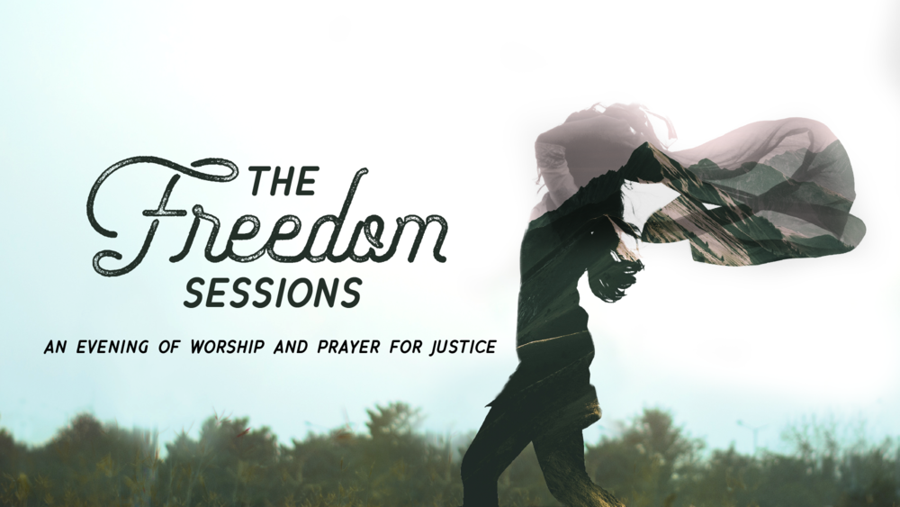 - The Freedom Sessions is an evening of worship and prayer for justice.  We are excited to be joined by Esther Swaffield from IJM who will share about the work of IJM and how we can pray effectively for God's justice to be released across the earth. Full details at mhop.org.uk/freedom-sessions