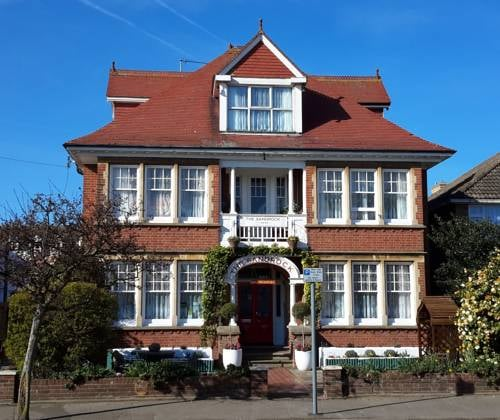 The Sandrock B&B, Clacton