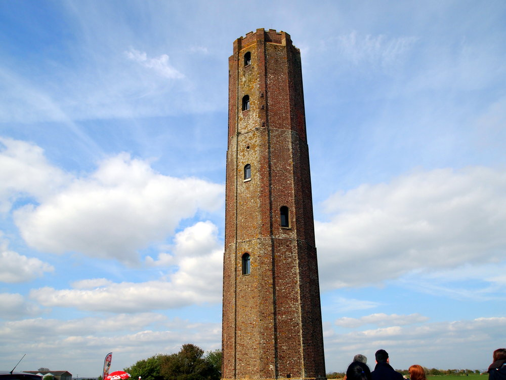 The Naze Tower gallery and cafe