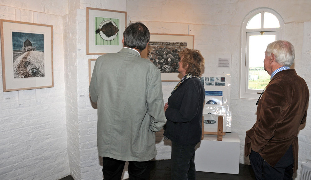 Exhibition in the Naze Tower